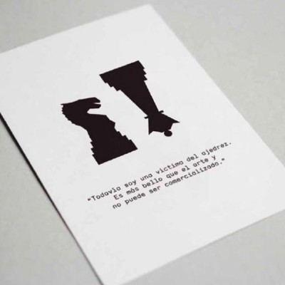 Chess / Artist Quotes