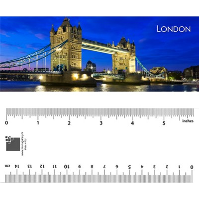 Tower Bridge Bookmark