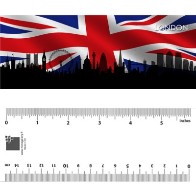 Animated London Bookmarks