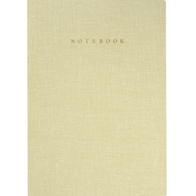 A5 notebook, TRAVELIFE // Ivory