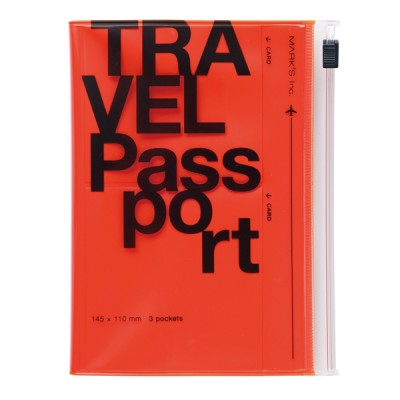 Travel Kit - Passport Case