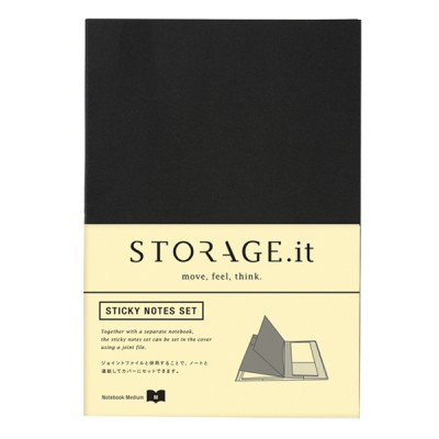 Storage it Sticky Notes // M