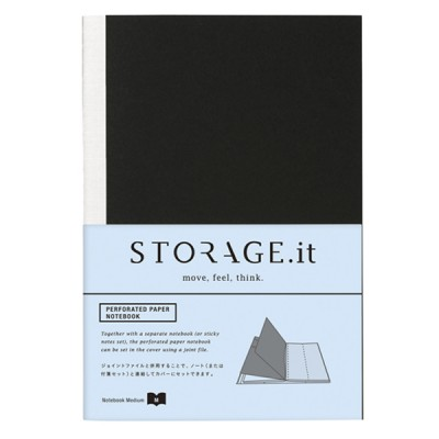 STORAGE.it Notebooks Refills & Accessories