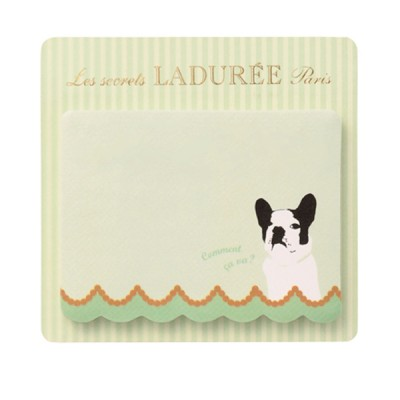 Ladurée Sticky Notes