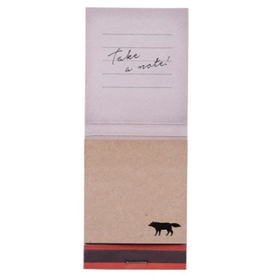 Sticky Notes Zakka Collection - Gray / Wolf