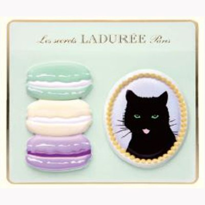 Stickers, Ladurée // Cat