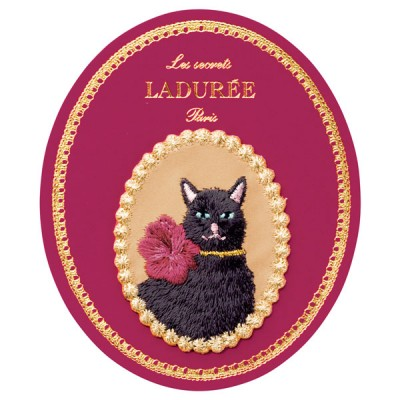 Ladurée Embroidery Stickers
