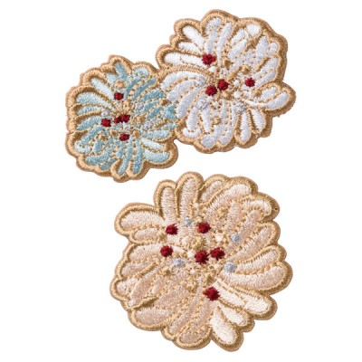 Paul & Joe Embroidery Iron-on Patches