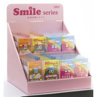 Smile Clip assort set