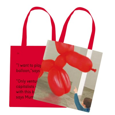 Tote Bag #5 I Want To Play With The Ballon