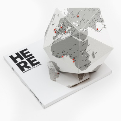 Here Foldable Globe