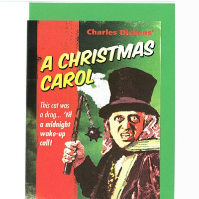 Pulp! The Classics Greeting Cards