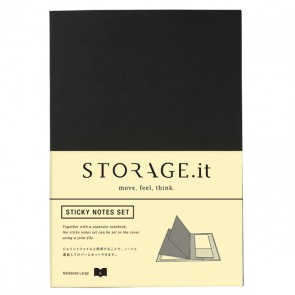 Storage it Sticky Notes // L