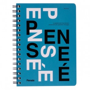 PENSÉE - A6 Notebooks