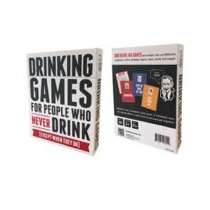 Drinking Games For People Who Never Drink