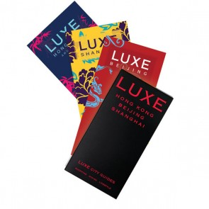 China Travel Set Luxe City Guides, 9th edition